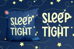 Starry Nights - Fun-Starry Font! Product Image 6