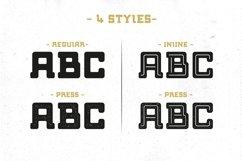 Bebop Slab Serif Font Family Product Image 2