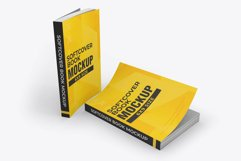 Softcover Book Mockups Product Image 1