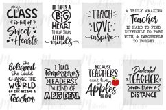 Teacher SVG Bundle, Best Seller. Product Image 3