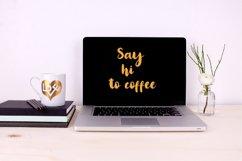 Lena Brush Typeface Product Image 6