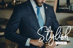 The Signate - a stylish signature font Product Image 5