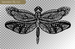 Hand-drawn ink insects and patterns Product Image 2