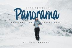 Panorama - Funny Handwritten Product Image 1