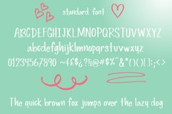 Simple Love Font Product Image 2