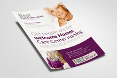 Senior Care Homes Flyers Product Image 2