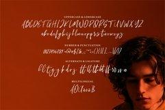 Bulaney - A Beauty Script Font Product Image 5