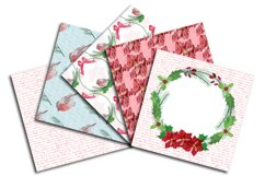 Christmas Paper Pack Seamless Patterns Product Image 3