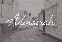 Almairah Family Font Product Image 1