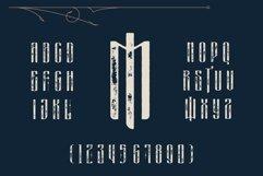 Masquerouge Font Product Image 4