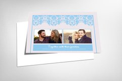 Elegant Save The Date Cards Product Image 1