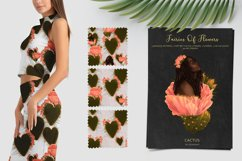 """Fairies of Flowers """"Cactus"""" Product Image 1"""