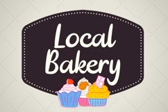 Local Bakery Product Image 1