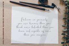 Beauty Signature Script Handwritten Product Image 4