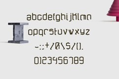 anlock - Typeface Product Image 6
