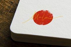 Lovely Natasya - Duo font Product Image 5