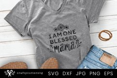 Mother's Day SVG Bundle | Mom Quotes Shirt Bundle Product Image 21