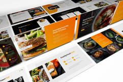 Street Food Powerpoint Template Product Image 1