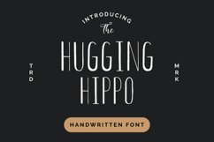 HUGGING HIPPO Product Image 1