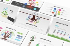 Tree Infographic Powerpoint Template Product Image 6