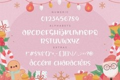 FORSTY CANDY Fun Display Handbrushed Font Product Image 6