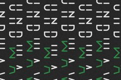 SURROUND Font Product Image 4