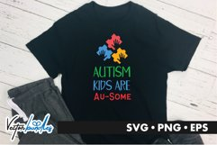 Autism kids are au some Product Image 1