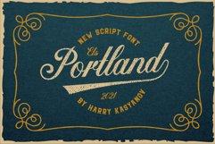 Portland Script Font Product Image 1