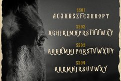 Albertson - Vintage Font Product Image 6