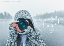 Santoy   Hand Lettering Font Product Image 2
