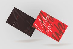 Makeup Artist Business Card - BC053 Product Image 2