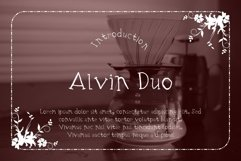 Alvin Duo Product Image 1