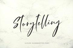 Storytelling - Modern Calligraphy Product Image 1