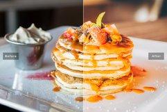 Vibrant Food Photography Mobile & Desktop Lightroom Presets Product Image 3