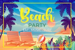 Hello Summer Font Product Image 5