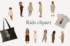 abstract children clapart-vector drawing children's Product Image 2