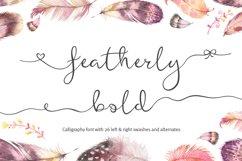 Valentine's Font Bundle with 6 Free Procreate Brushes Product Image 6