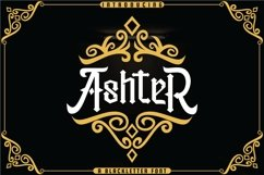 AshteR Product Image 1