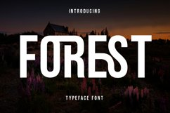 FOREST Product Image 1