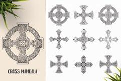 530 Vector Mandala Ornaments Bundle Product Image 18
