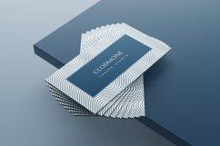 Editable Elegant Business Card Template Product Image 5