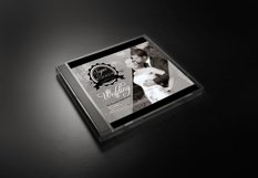 Wedding CD Cover Template Product Image 2