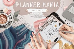 Planner Mania Large Pack Product Image 1