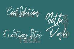 Ambition - Script Font Product Image 3