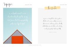 Pommel - Handstylish Font Product Image 5