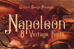 Napoleon Vintage Typeface Product Image 1
