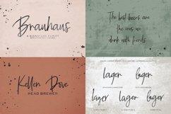 The Handwriting Font Bundle Product Image 5