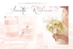 Miss Katherine font + Extras & Logo Product Image 2