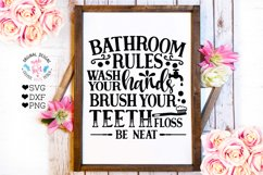 Home and Summer Rules Cut Files and Sublimation Bundle Product Image 2