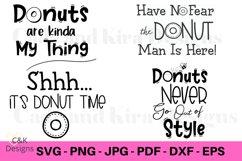 Donut Bundle SVG Product Image 1